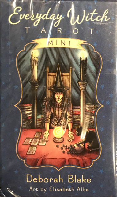 Everyday Witch Tarot (mini deck)